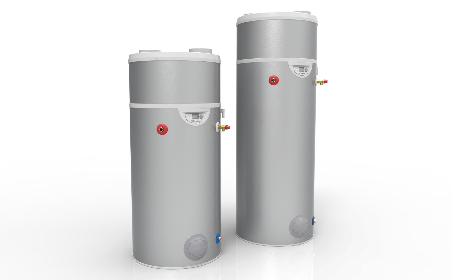 Edel Hot Water Heat Pump Solus