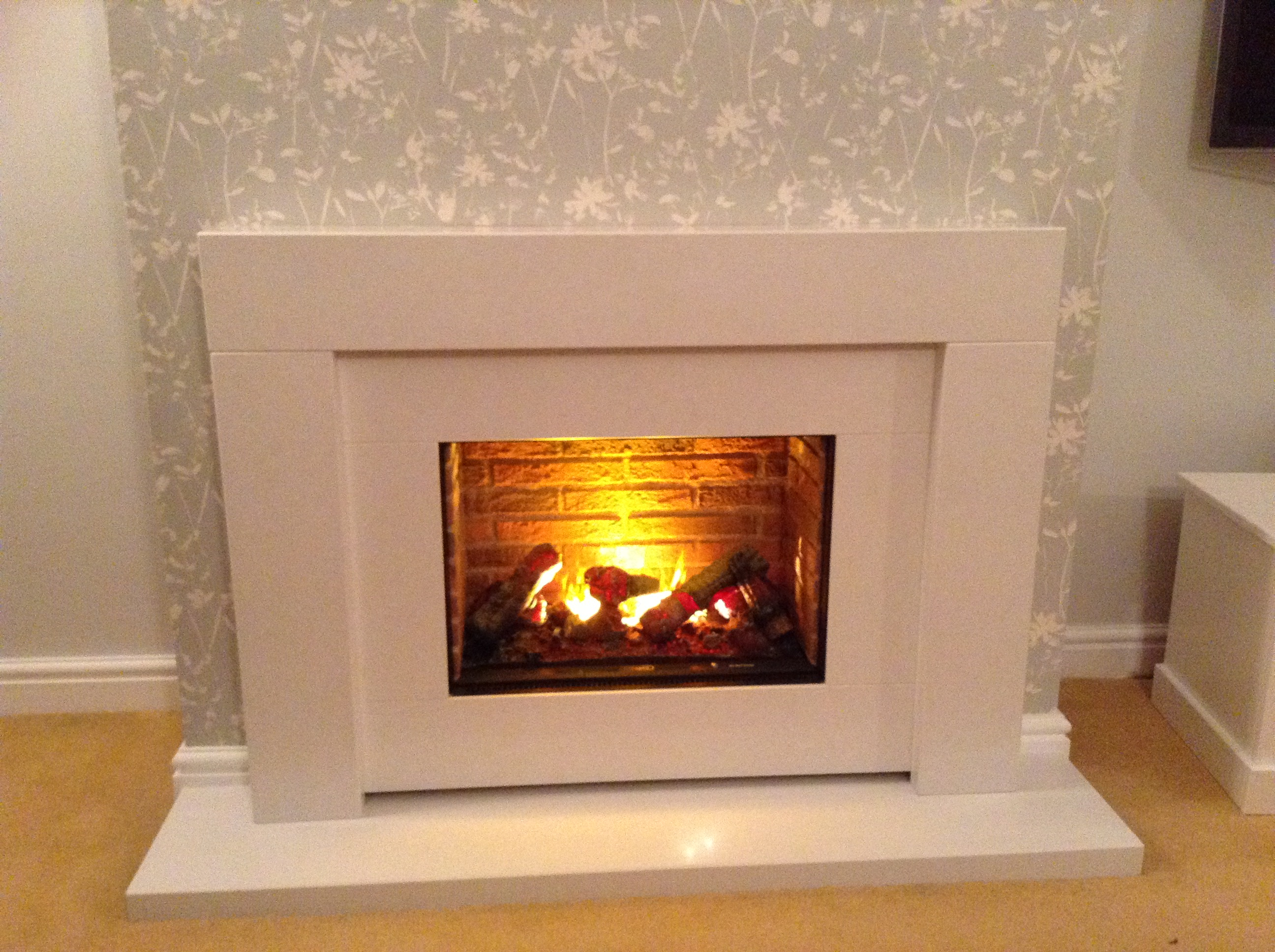Case Study Regency Fireplaces Opti Myst Indulgence Suite