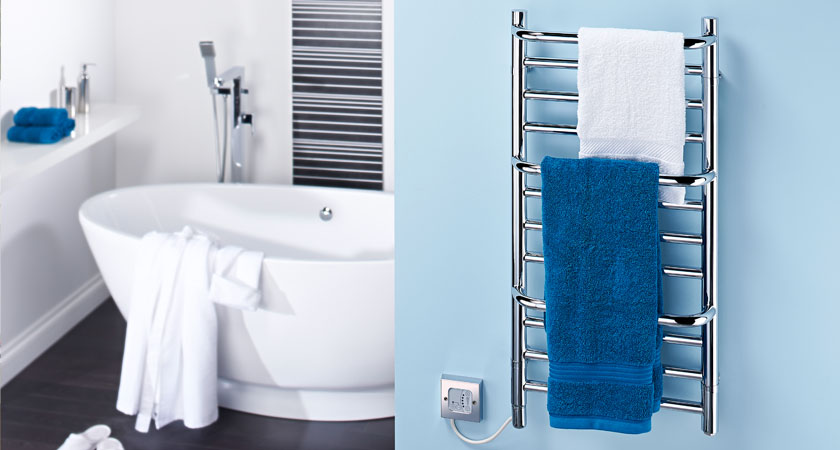 CPTS towel rail
