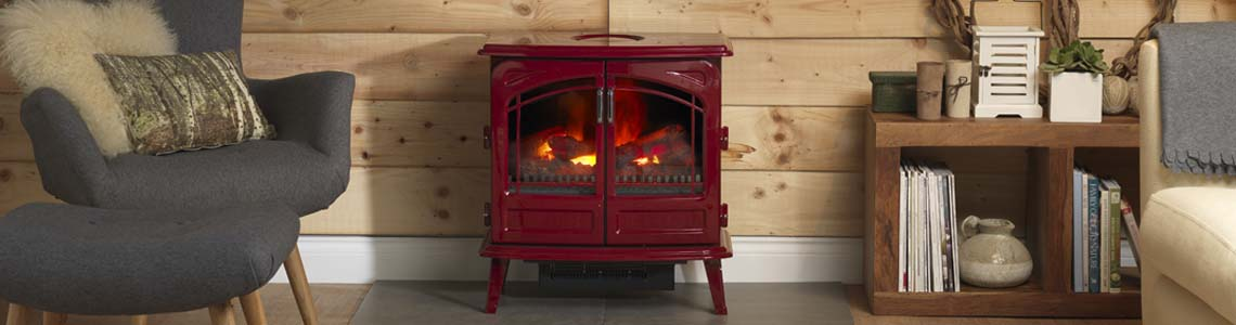 Grand Rouge Stove