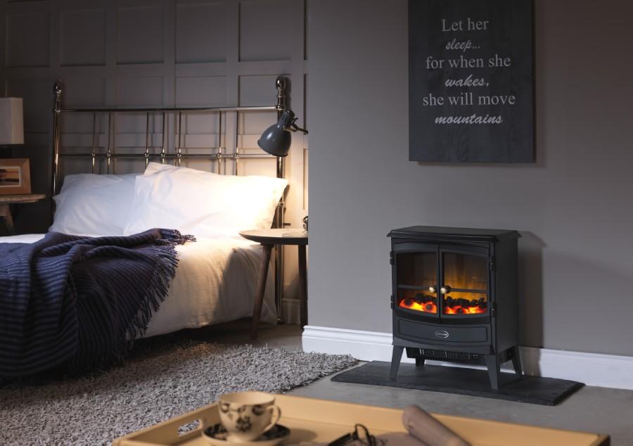 Dimplex Springbourne electric stove room image