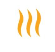 orange icon flame