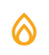 flame orange icon