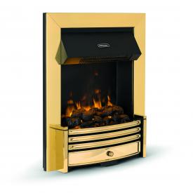 Dimplex Crestmore traditional Opti-myst inset electric fire