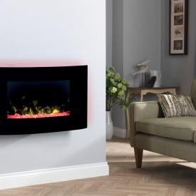 Dimplex Artesia wall mounted fire
