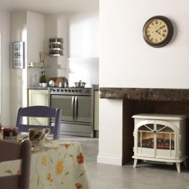 Dimplex Chevalier electric fire stove room image