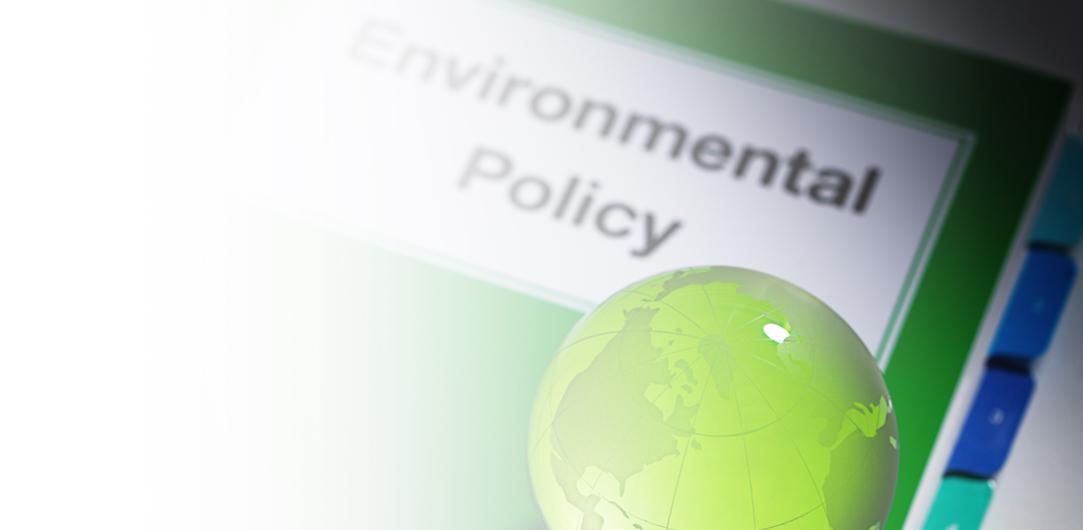 Building environmental policy document