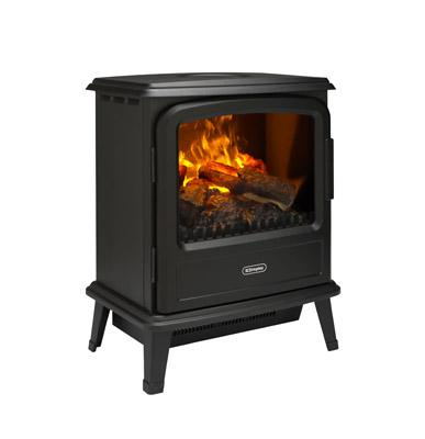 Evandale electric fire