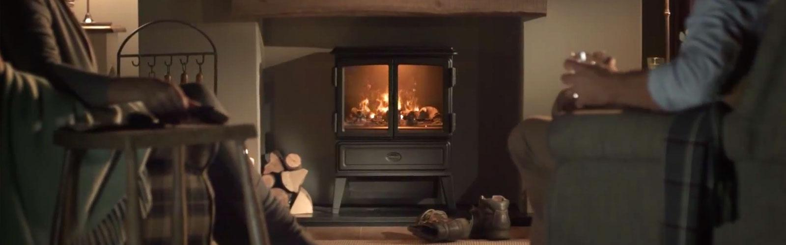 Electric Heating Fires And Fireplaces From Dimplex