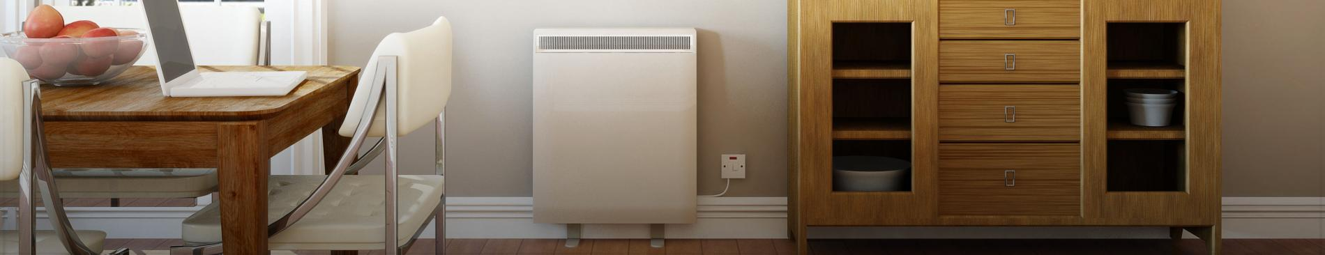 Installed heating