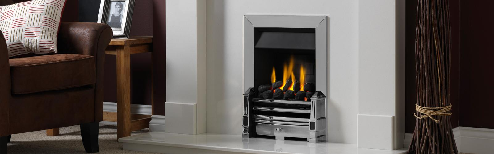 Whitsbury Gas Fire