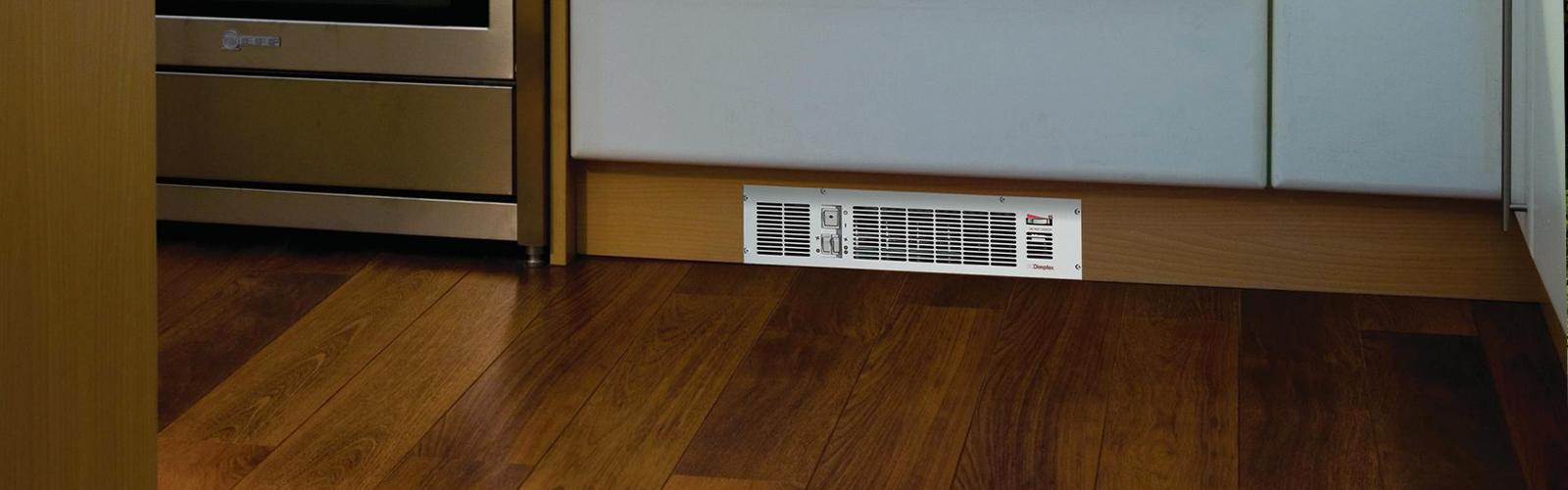 Installed Electric Fan Heaters From Dimplex Garage With Thermostat 1