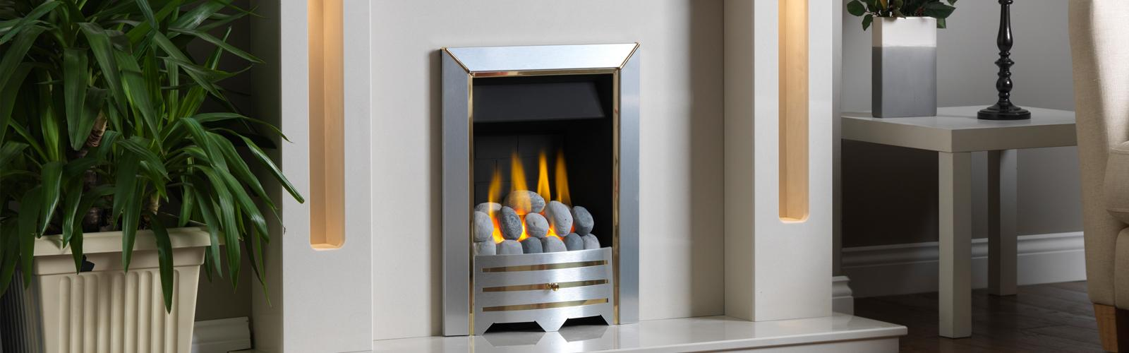 Gas fires for the home from Dimplex