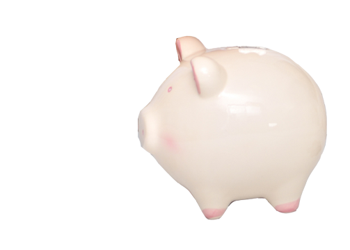 Running cost - piggy bank