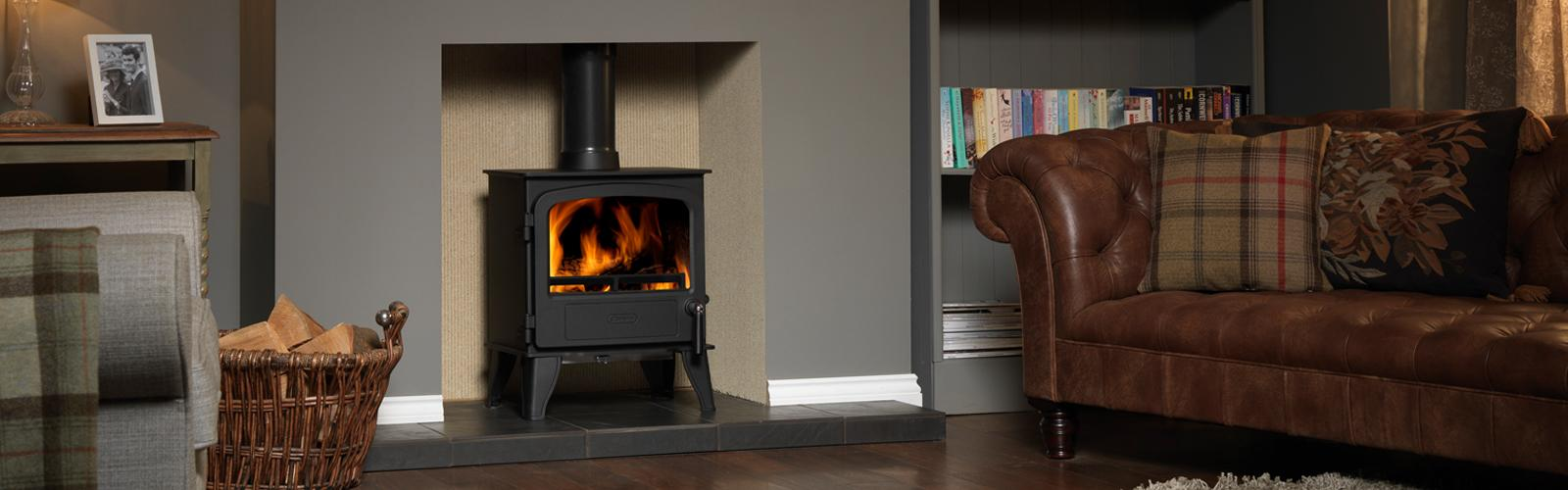 Multi Fuel Fires And Stoves From Dimplex