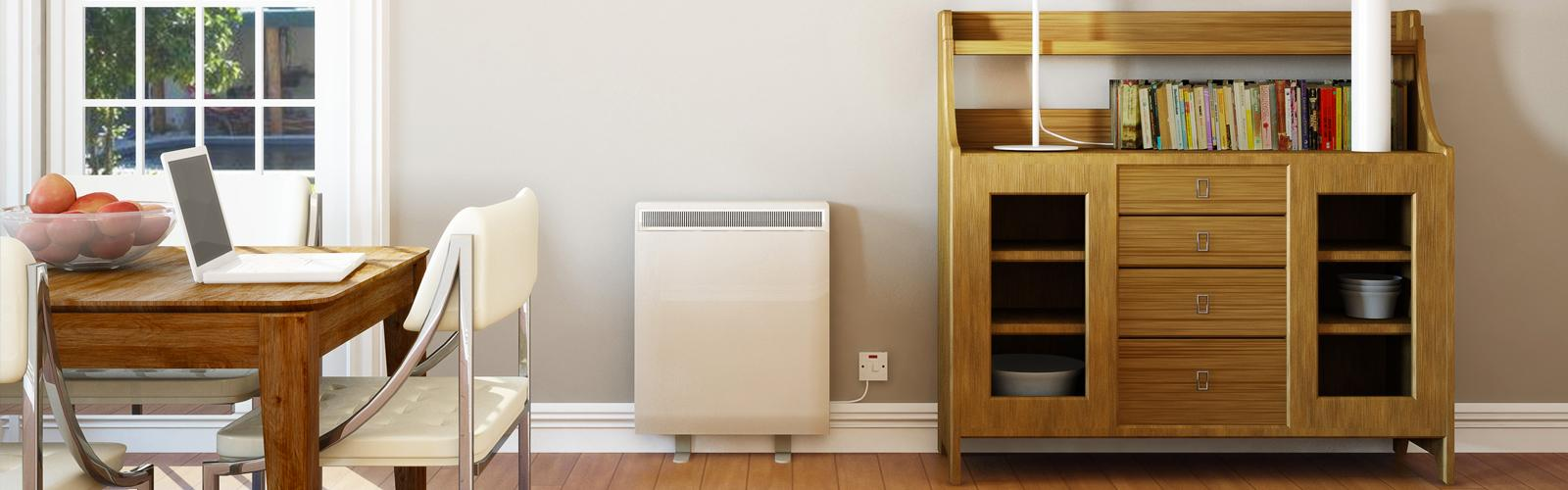 Installed Electric Heating Storage Heaters From Dimplex