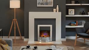 Dimplex Torridon Inset Electric Fire lifestyle scene