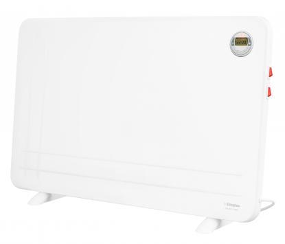 White heater