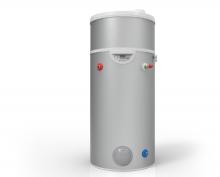 Edel hot water heat pump