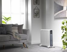 oil free radiator