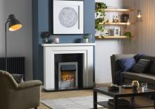 Portree Optiflame 3D Inset Fire