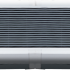 Compact ambient air curtain