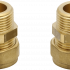 DN16 Compression Adapter (x2)  - SP09019 - 0