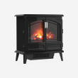 Electric Stove - Grand Noir - RTOPSTV20GN - 0