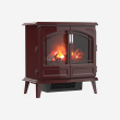 Electric Stove - Grand Rouge - RTOPSTV20GR - 0