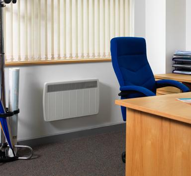 Office and household panel heating