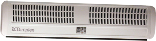 Air Curtain - 6kW Wall or Ceiling Mounted Over Door Heater AC6N - AC6N - 0