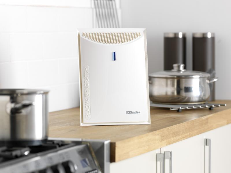 Air Purifier - Air purifier with HEPA and active carbon filter & Viro3 technology - DXAPV3 - 0