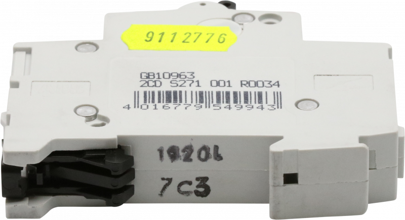 CIRCUIT BREAKER 1 POLE - 2510084 - 0