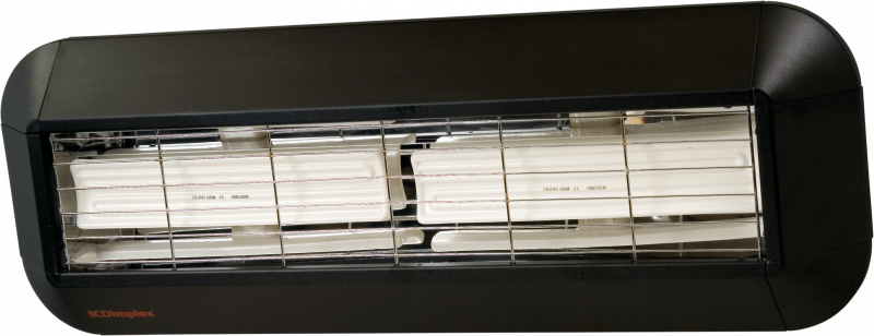 Ceramic Radiant Heater Horizontal