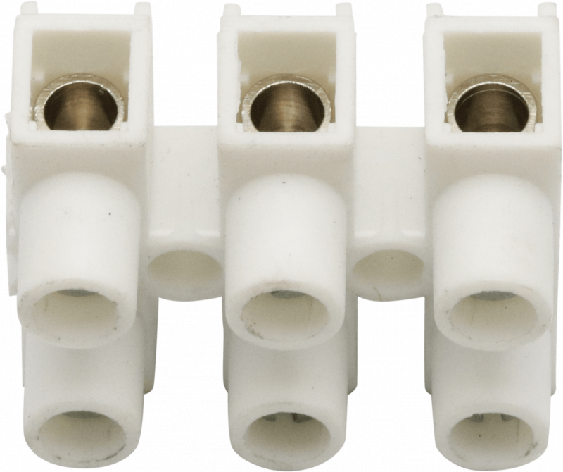 Components & Spares - 3 WAY TERMINAL BLOCK - 86857 - 1