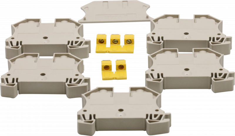 Components & Spares - R7/8/10 MAINS TERMINAL BLOCK ASSY - 90190 - 0