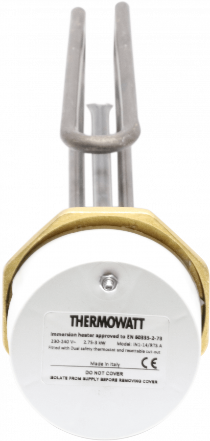 Components & Spares - THERMOWATT ELEMENT C/W THERMOSTAT - SC15001 - 0