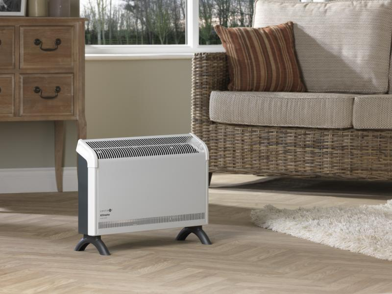 Convector Heaters - 2kW Contrast Convector Heater - DXC20 - 4