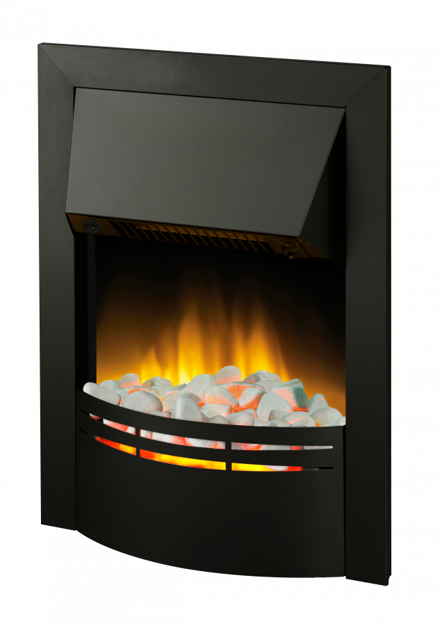 DKT20BL-Dakota-Black-Left-Angle-Solus