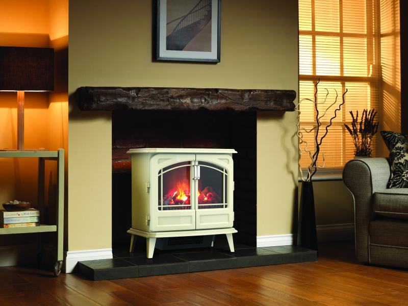 Electric Stove - Grand Crème - RTOPSTV20GC - 2