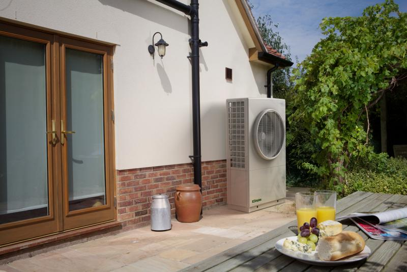 Heat Pumps - 16kW A-Class High Temp Inverter A16M - A16M - 1