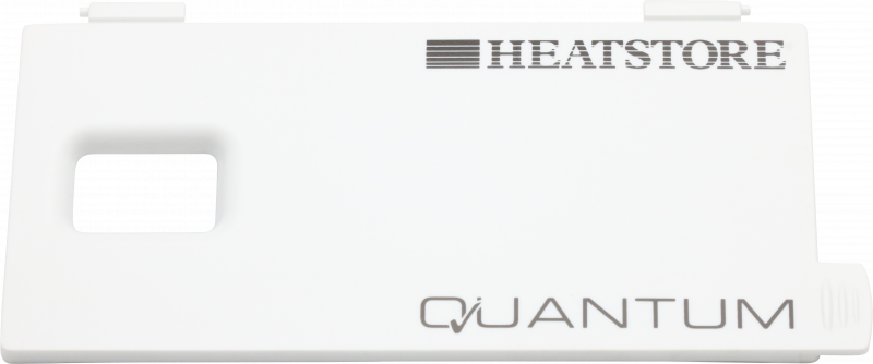 Heatstore Quantum Lid & Label - 12079A - 0