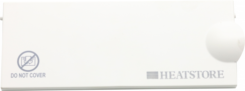 P7 DOOR FLAP HEATSTORE GMPH WHITE