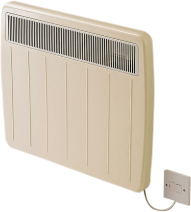 PLX panel heater without controls