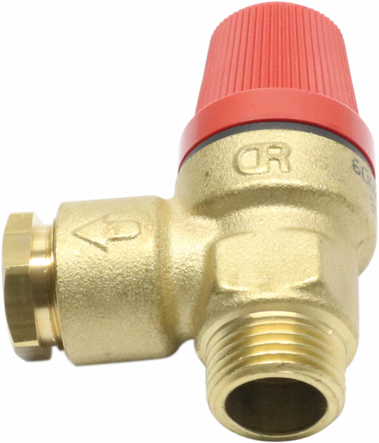 SC08025-Expansion Relief Valve 6 Bar Thread