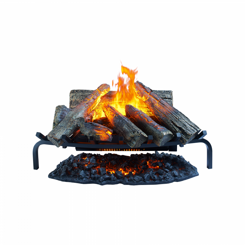 Silverton Opti-myst Electric Basket Fire