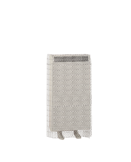 Storage Heater with cage