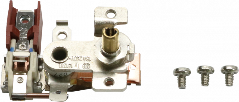 Thermostat and Cut Out