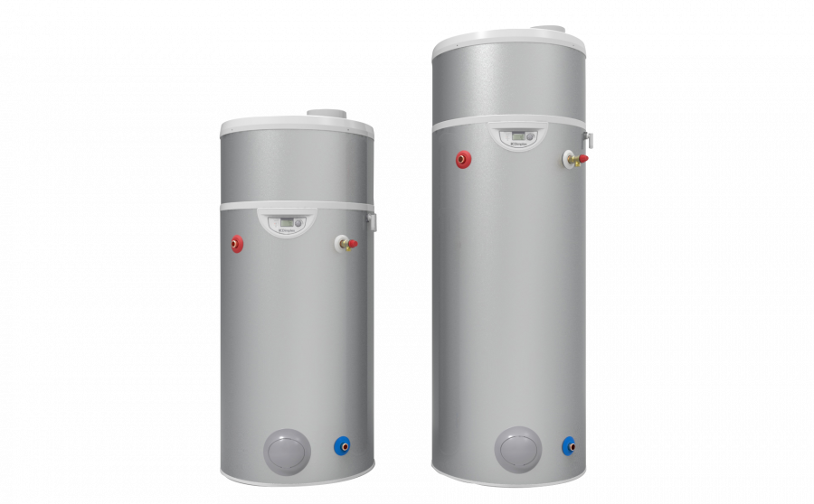 EDL200UK-630 EDL270UK-630 EDL Floor Standing Cylinders Front Angled Solus