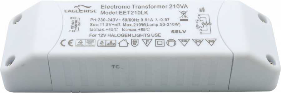 12V HALOGEN POWER SUPPLY - 7511019 - 0